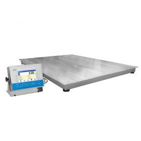 Wielofunkcyjna waga platformowa nierdzewna HX7.4.150.H6