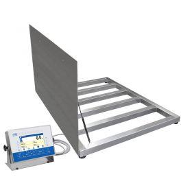 Wielofunkcyjna waga platformowa nierdzewna zagłębiana HX7.4.150.H6/Z