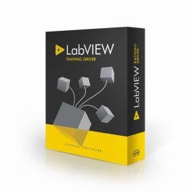 "Sterownik LabVIEW ""Radwag Balances & Scales"""