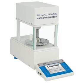 Automatyczny nano-komparator masy NANO.AK-4/500